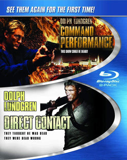 Command Performance & Direct Contact on Blu-Ray Blaze DVDs DVDs & Blu-ray Discs > Blu-ray Discs