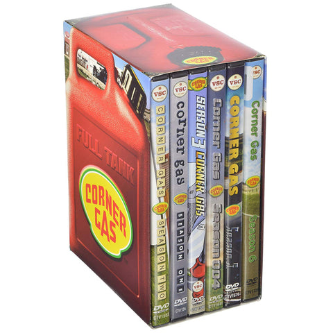 Corner Gas Complete Series DVD Video Service Corp DVDs & Blu-ray Discs
