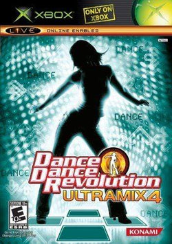 Dance Dance Revolution Ultramix 4 - Xbox (Game) Blaze DVDs