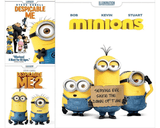 Despicable Me DVD Trilogy Universal Studios DVDs & Blu-ray Discs > DVDs
