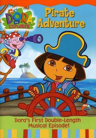 Dora the Explorer - Pirate Adventure Blaze DVDs DVDs & Blu-ray Discs > DVDs