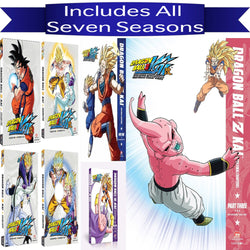 Dragon Ball Z Kai DVD Complete Season 1-7 Set Funimation DVDs & Blu-ray Discs > DVDs