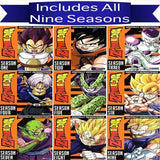 Dragon Ball Z Seasons 1-9 (DVD) studio 1 DVDs & Blu-ray Discs > DVDs