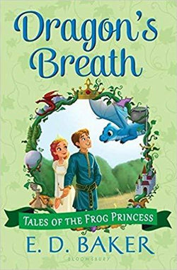 Dragon's Breath (Tales of the Frog Princess) Blaze DVDs DVDs & Blu-ray Discs > DVDs