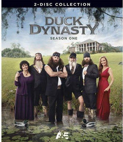 Duck Dynasty: Season 1 on Blu-Ray Blaze DVDs DVDs & Blu-ray Discs > Blu-ray Discs