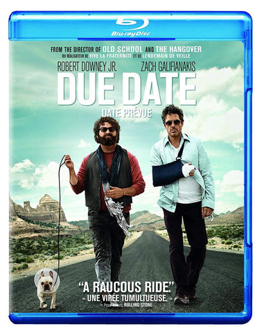 Due Date on Blu-Ray Blaze DVDs DVDs & Blu-ray Discs > Blu-ray Discs