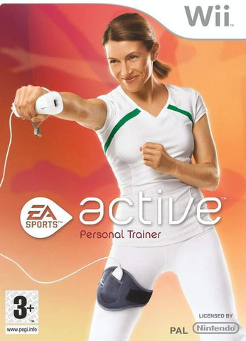 EA Sports Active - Nintendo Wii Blaze DVDs