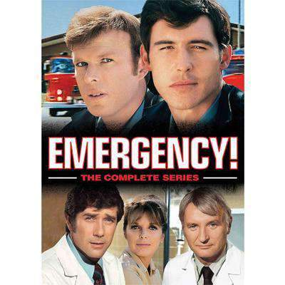 Emergency DVD Complete Series Set Universal Studios DVDs & Blu-ray Discs > DVDs > Box Sets