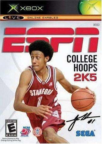 ESPN College Hoops 2K5 for Xbox Microsoft Xbox Game