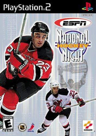 ESPN National Hockey Night Playstation 2 Blaze DVDs