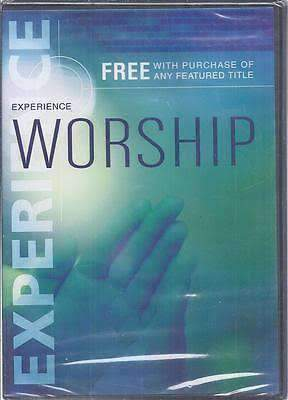 Experience Worship DVD Blaze DVDs DVDs & Blu-ray Discs > DVDs