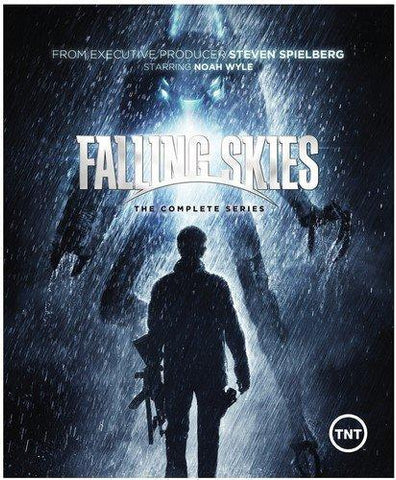 Falling Skies DVD Set Seasons 1-5 Warner Brothers DVDs & Blu-ray Discs > DVDs > Box Sets