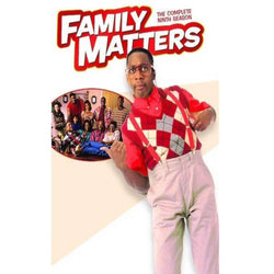 Family Matters Season 9 (DVD) Warner Brothers DVDs & Blu-ray Discs > DVDs