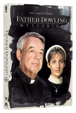 Father Downing Mysteries Complete Series Paramount Home Entertainment DVDs & Blu-ray Discs