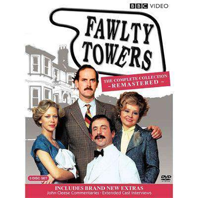 Fawlty Towers DVD Complete Series Box Set BBC America DVDs & Blu-ray Discs > DVDs > Box Sets