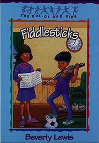 Fiddlesticks (The Cul-de-Sac Kids, No. 11) (Book 11) Blaze DVDs DVDs & Blu-ray Discs > DVDs