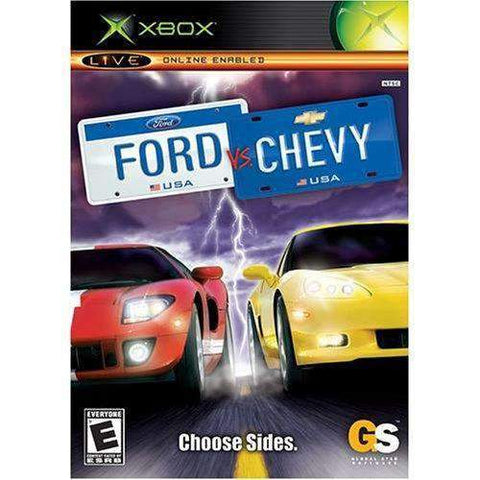 Ford Vs. Chevy for Xbox Microsoft Xbox Game