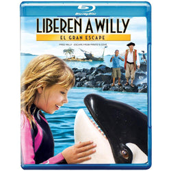 Free Willy: Escape from Pirate's Cove on Blu-Ray Blaze DVDs DVDs & Blu-ray Discs > Blu-ray Discs