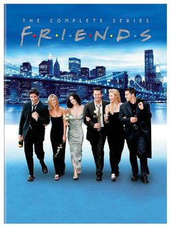 Friends DVD Complete Series Box Set Warner Home Videos DVDs & Blu-ray Discs > DVDs > Box Sets
