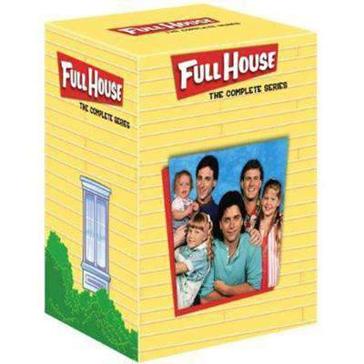 Full House Tv Series Complete Dvd Box Set Blaze Dvds