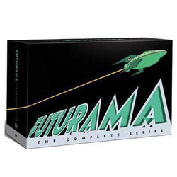 Futurama DVD Complete Series Box Set Fox Home Entertainment DVDs & Blu-ray Discs > DVDs > Box Sets