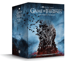 Game Of Thrones TV Series Complete DVD Box Set HBO DVDs & Blu-ray Discs > DVDs
