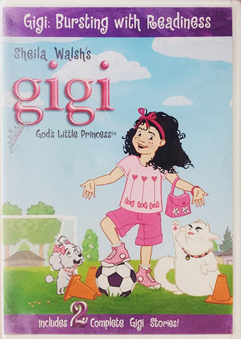Gigi: Bursting With Readiness Blaze DVDs DVDs & Blu-ray Discs > DVDs