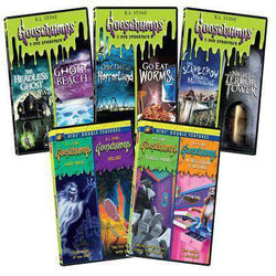 Goosebumps DVD Complete Double Pack Collection 20th Century Fox DVDs & Blu-ray Discs > DVDs