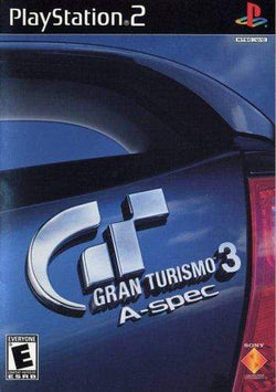 Gran Turismo 3 A-spec Playstation 2 Blaze DVDs