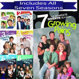 Growing Pains DVD Seasons 1-7 Complete Set Warner Brothers DVDs & Blu-ray Discs > DVDs