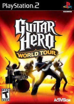Guitar Hero World Tour for Playstation 2 Playstation Playstation 2 Game