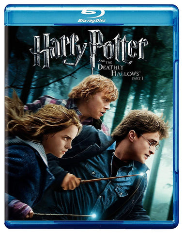 Harry Potter and the Deathly Hallows, Part 1 on Blu-Ray Blaze DVDs DVDs & Blu-ray Discs > Blu-ray Discs