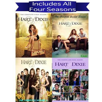 Hart of Dixie DVD Seasons 1-4 Set Warner Home Videos DVDs & Blu-ray Discs > DVDs