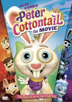 Here Comes Peter Cottontail: The Movie Blaze DVDs DVDs & Blu-ray Discs > DVDs