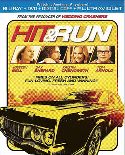 Hit & Run Blaze DVDs