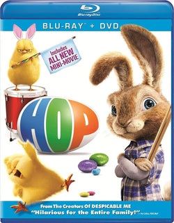Hop on Blu-Ray Blaze DVDs