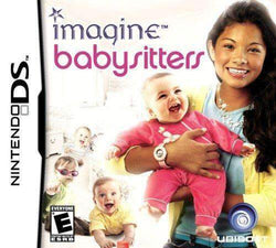 Imagine Babysitters for Nintendo DS Nintendo Nintendo DS Game