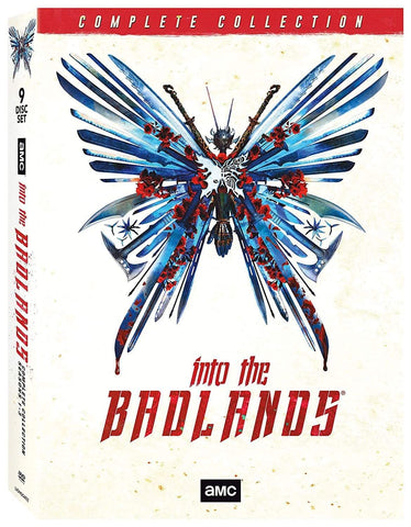 Into The Badlands Complete Series On DVD Anchor Bay Entertainment DVDs & Blu-ray Discs