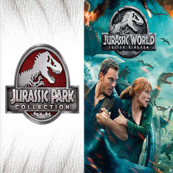 Jurassic Park Collection DVD All 4 Movies, Including Jurassic World Universal Studios DVDs & Blu-ray Discs > DVDs