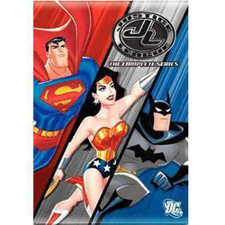 Justice League DVD Complete Series Set Warner Brothers DVDs & Blu-ray Discs > DVDs > Box Sets