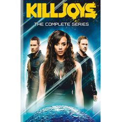 Killjoys The Complete Series on DVD Universal Studios DVDs & Blu-ray Discs