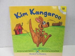 Kim Kangaroo (Hooked on Phonics, Hop Book Companion 10) Blaze DVDs DVDs & Blu-ray Discs > DVDs