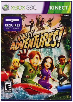 Kinect Adventures for Xbox 360 Microsoft Xbox 360 Game