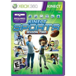 Kinect Sports Season Two Xbox 360 Blaze DVDs