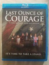 Last Ounce of Courage on Blu-Ray Blaze DVDs DVDs & Blu-ray Discs > Blu-ray Discs