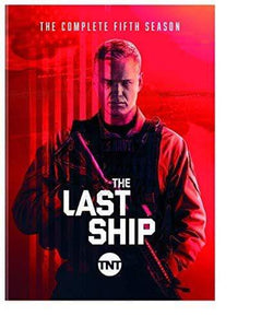 Last Ship Season 5 DVD Warner Brothers DVDs & Blu-ray Discs