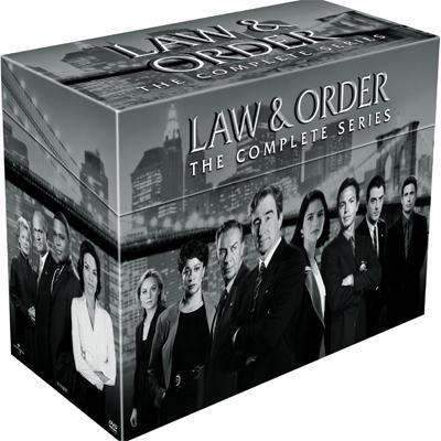 Law & Order DVD Complete Series Box Set All 20 Seasons! Universal Studios DVDs & Blu-ray Discs > DVDs > Box Sets