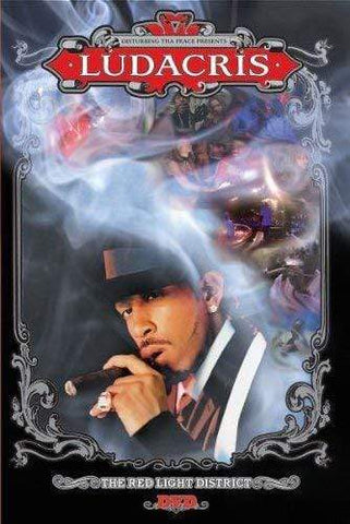 Ludacris: The Red Light District Blaze DVDs