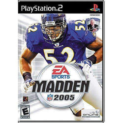 Madden 2005 for Playstation 2 Playstation Playstation 2 Game