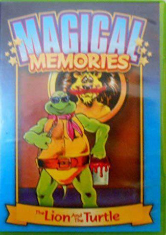 Magical Memories: The Lion and the Turtle on DVD cascadia DVDs & Blu-ray Discs > DVDs